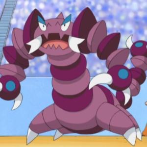 download Image – Aaron Drapion anime.png   Pokémon Wiki   FANDOM powered by Wikia