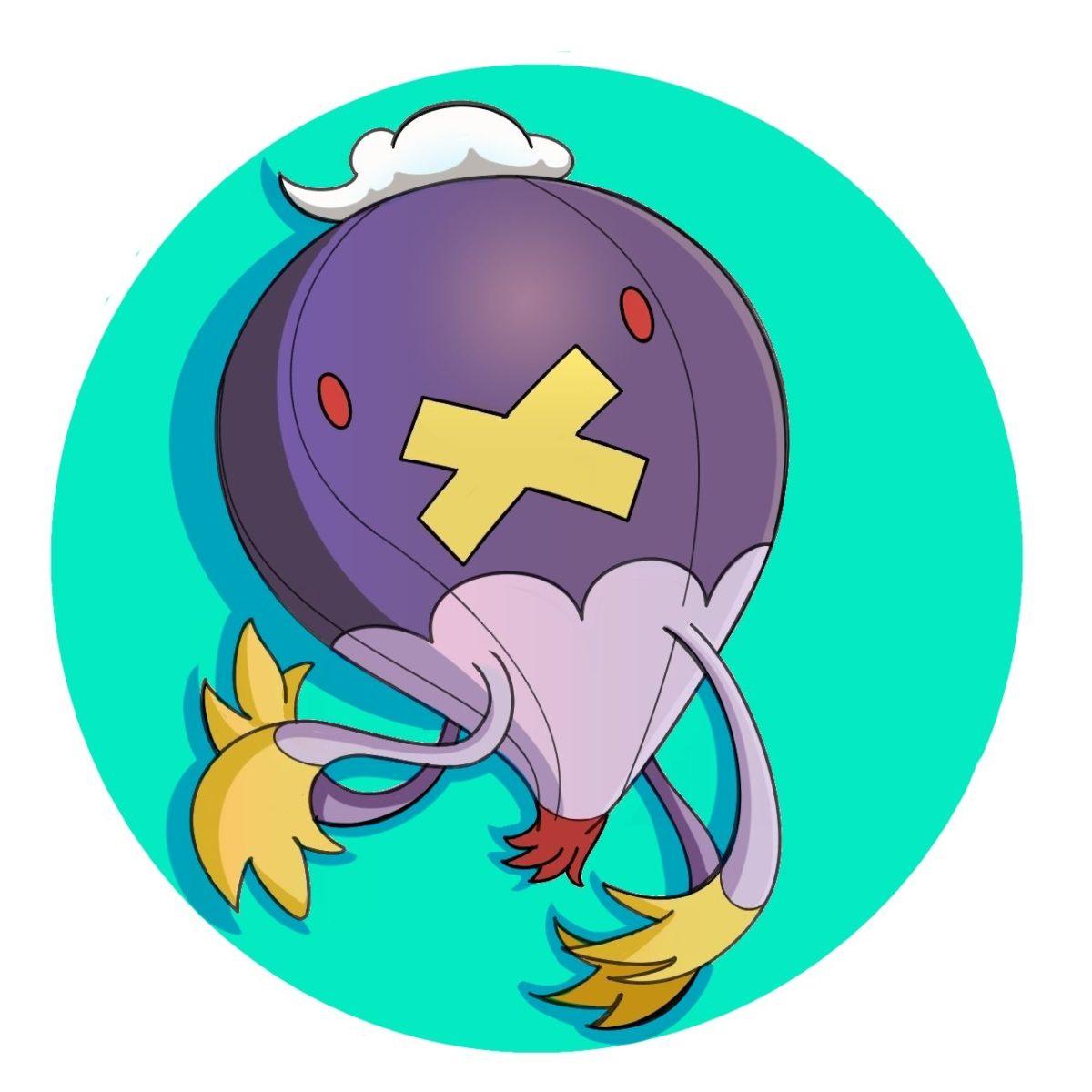 Drifblim – Pokémon – Zerochan Anime Image Board