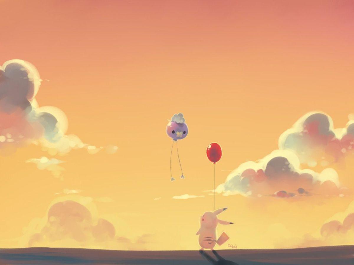 Drifloon and Pikachu | Ermergerd Perkermern | Pinterest | Pokémon