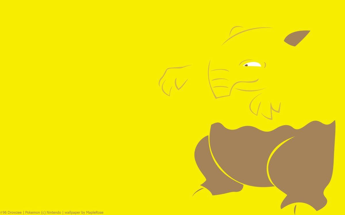 Drowzee Pokemon HD Wallpaper – Free HD wallpapers, Iphone, Samsung …