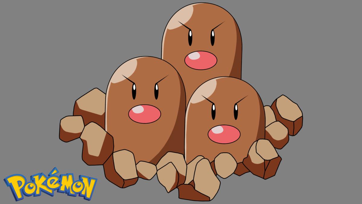 Pokemon – Dugtrio #1 by Gatnne on DeviantArt