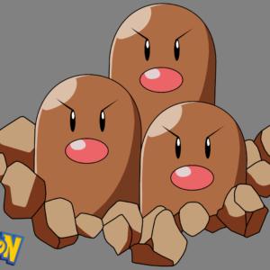 download Pokemon – Dugtrio #1 by Gatnne on DeviantArt