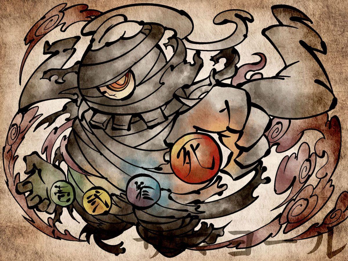 Dusclops – Pokémon – Wallpaper #1010019 – Zerochan Anime Image Board