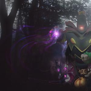 download Spooky Pokemon Wallpaper by Insanely-Purple on DeviantArt