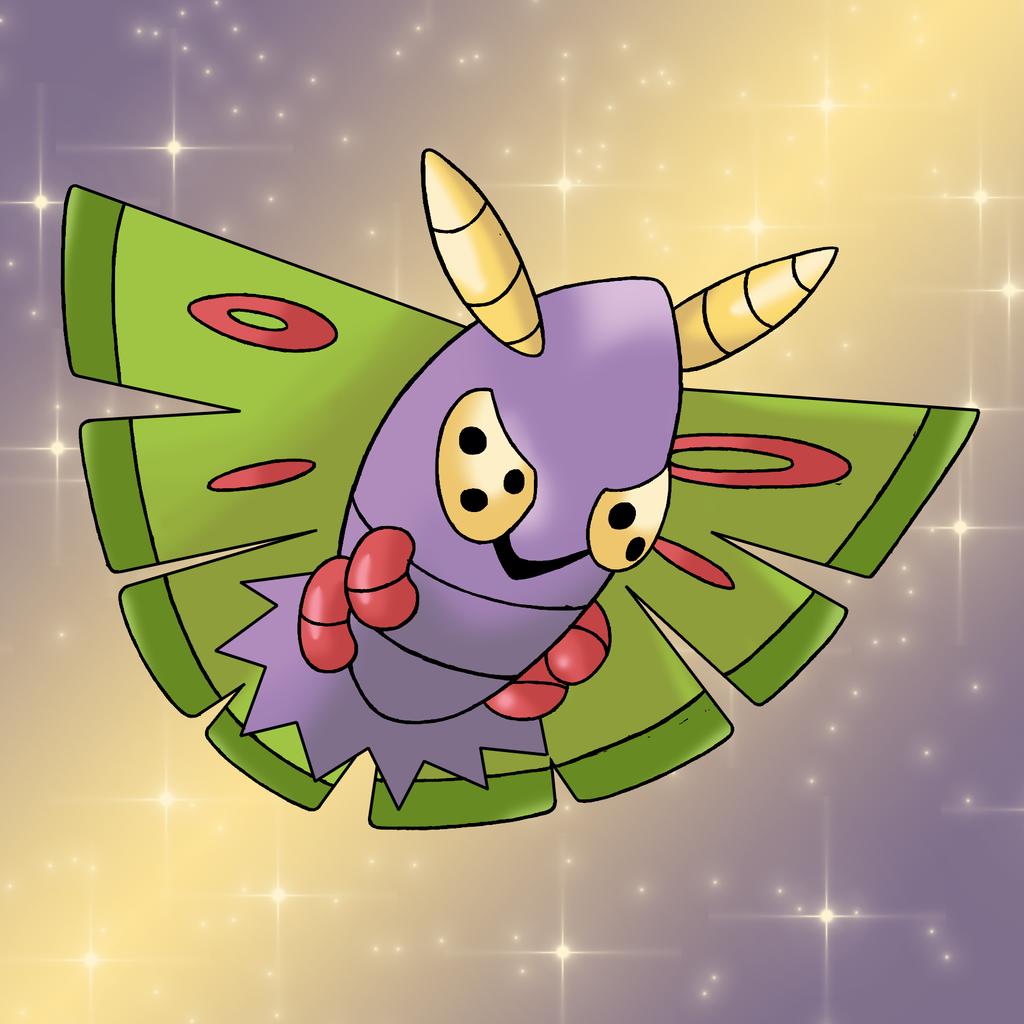 dustox | ololoshenka | Pinterest | Pokémon
