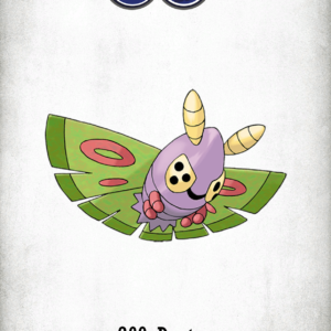 download 269 Character Dustox | Wallpaper