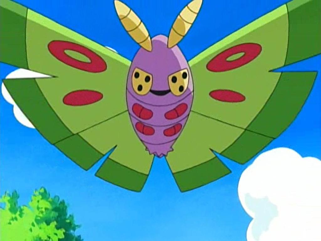 Jessie's Dustox – Bulbapedia, the community-driven Pokémon encyclopedia