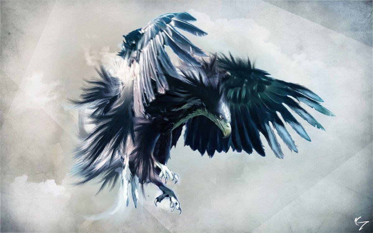 Eagle Computer Wallpapers, Desktop Backgrounds | 2560×1600 | ID:418497