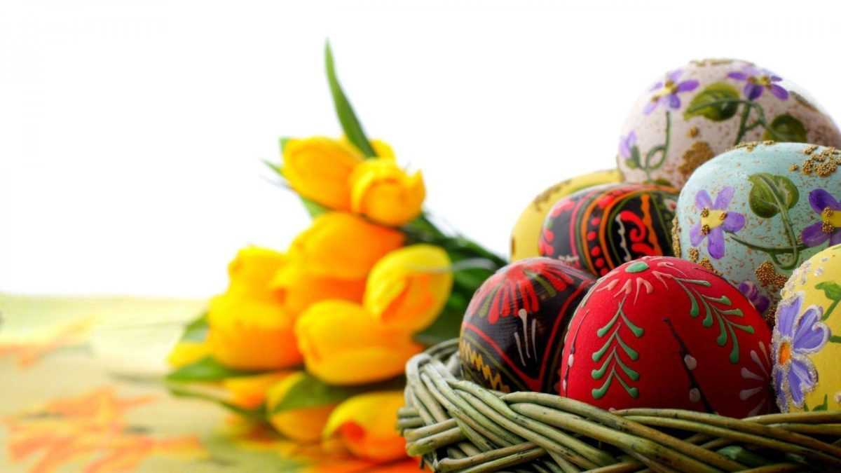 Wallpapers For > Easter Wallpaper