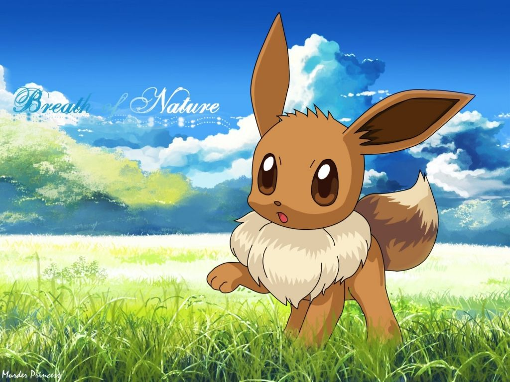 Eevee Pokemon Wallpaper | Eeveelution | Pinterest | Pokémon, Eevee …