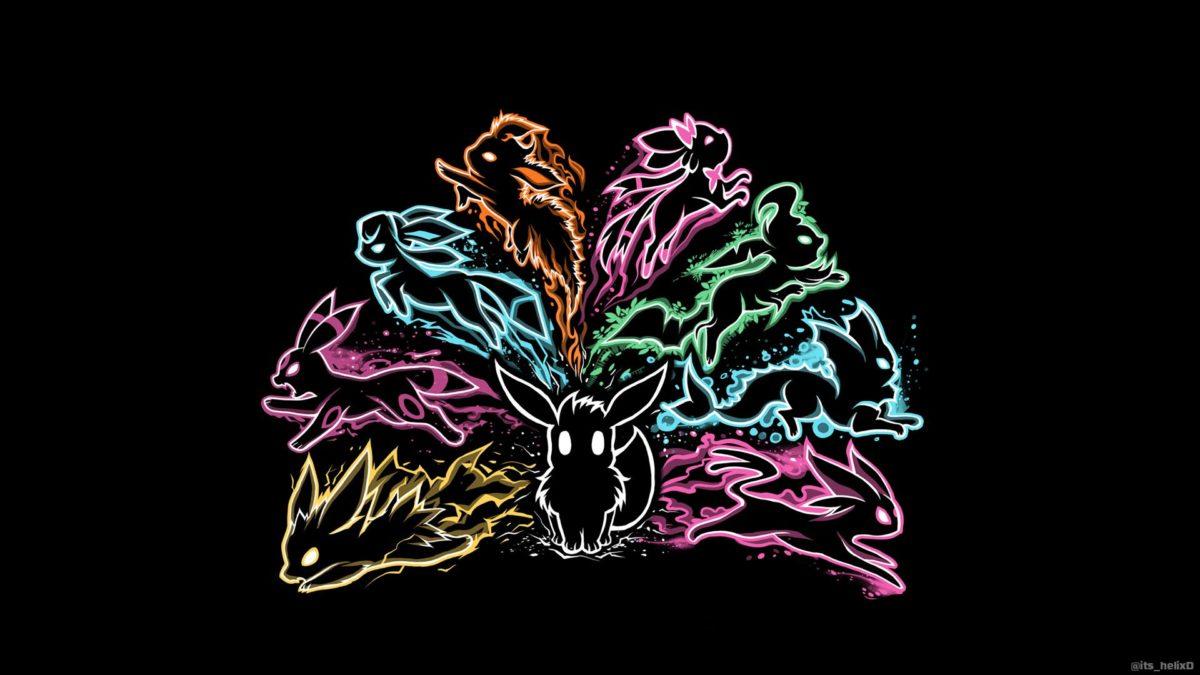Eevee Evolution Wallpapers – Album on Imgur