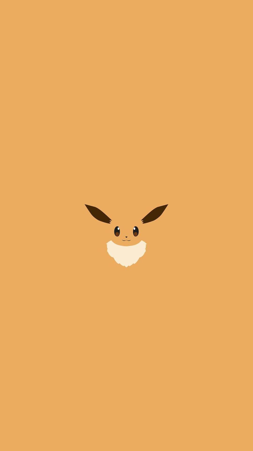 Eevee Pokemon Character iPhone 6+ HD Wallpaper – http …