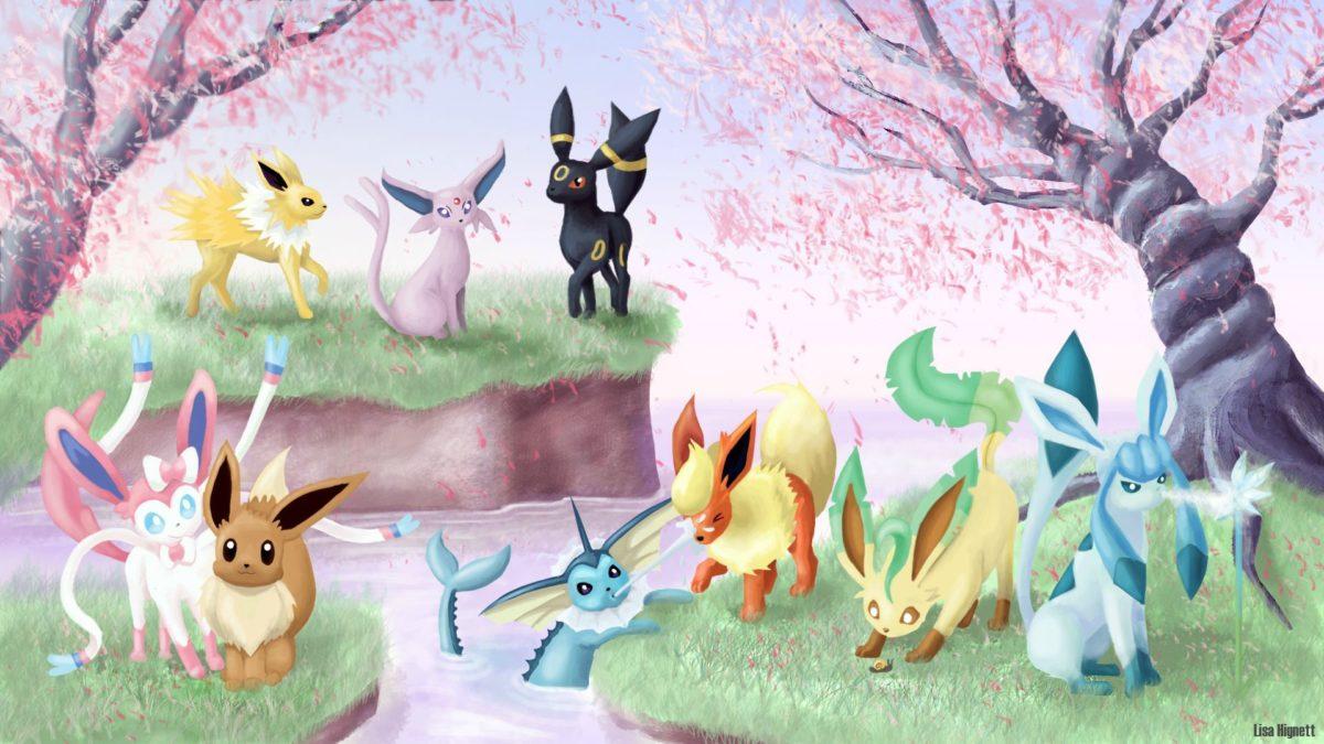 Eeveelutions Wallpapers HD Free Download. | Pokemon | Pinterest …