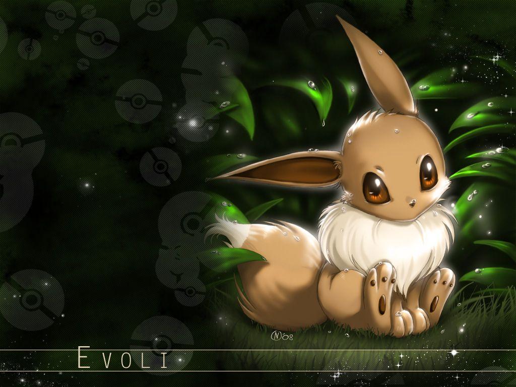 Eevee – Pokémon – Wallpaper #75317 – Zerochan Anime Image Board