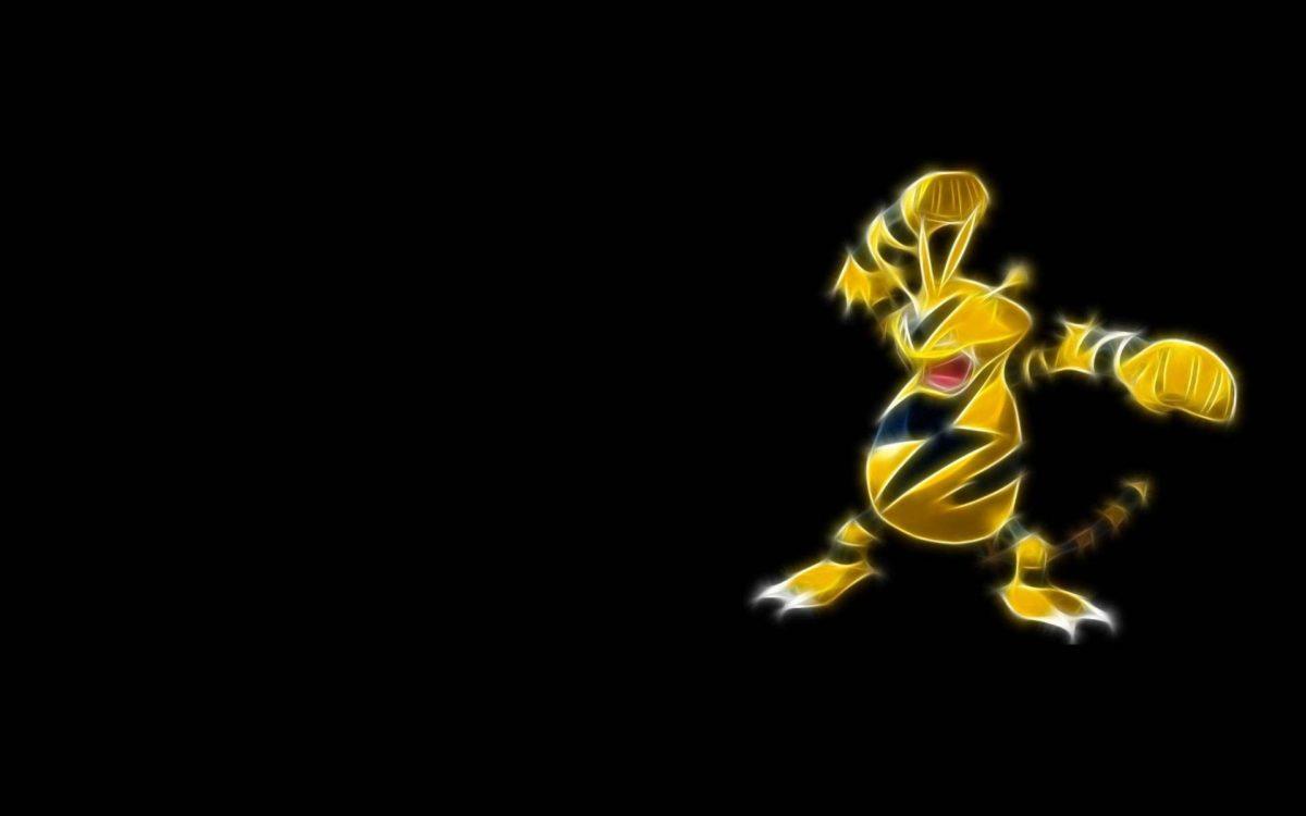 Electabuzz Pokemon 335418 – WallDevil