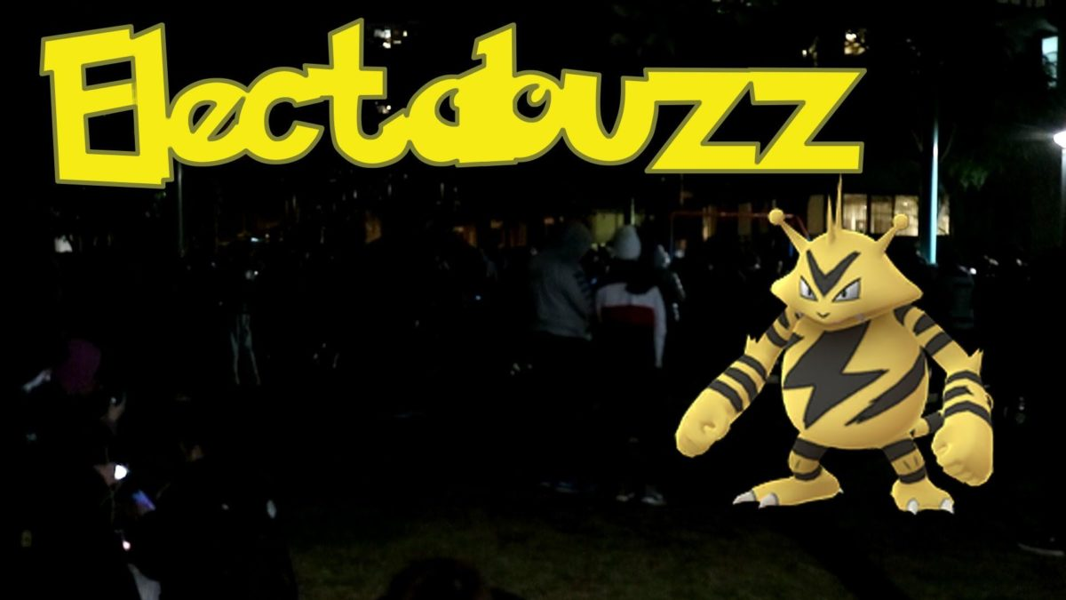 Pokémon Go Player Gets Excited Over Electabuzz – YouTube