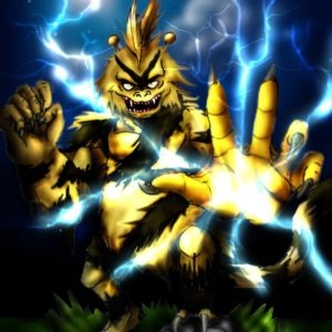 download Electabuzz by hamsterSKULL on DeviantArt