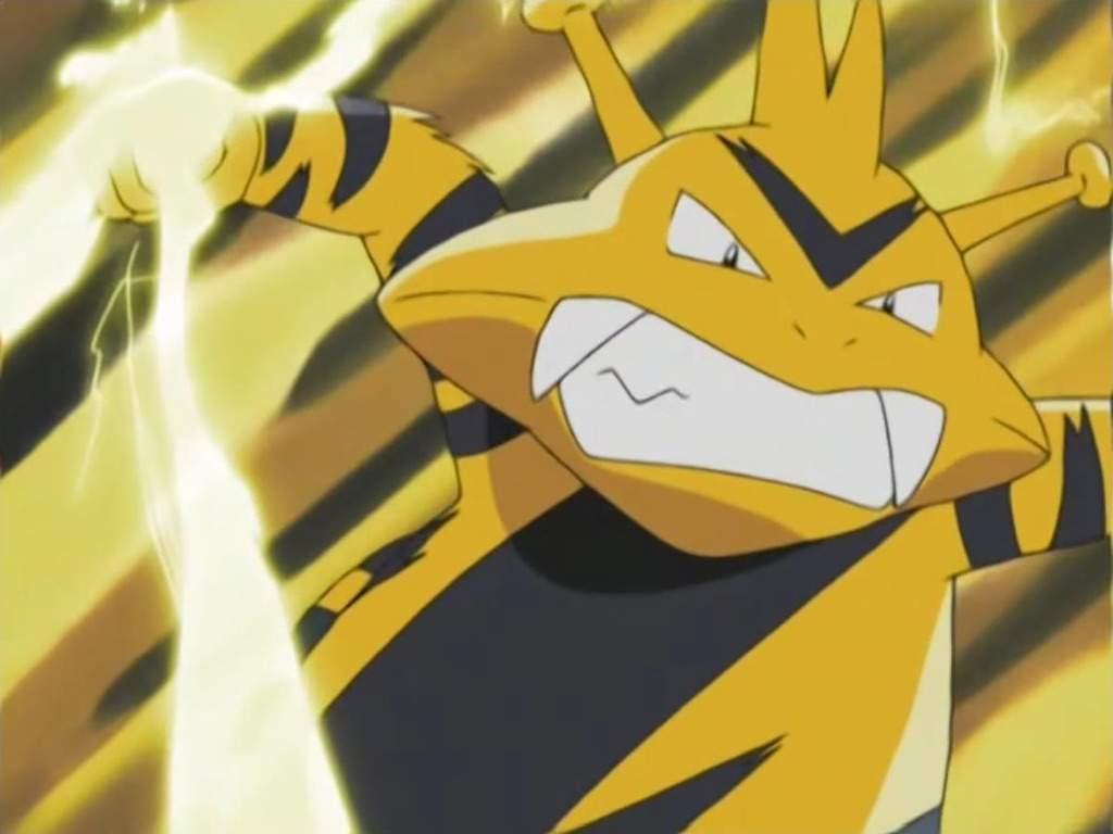Electabuzz | Pokemon GO Amino