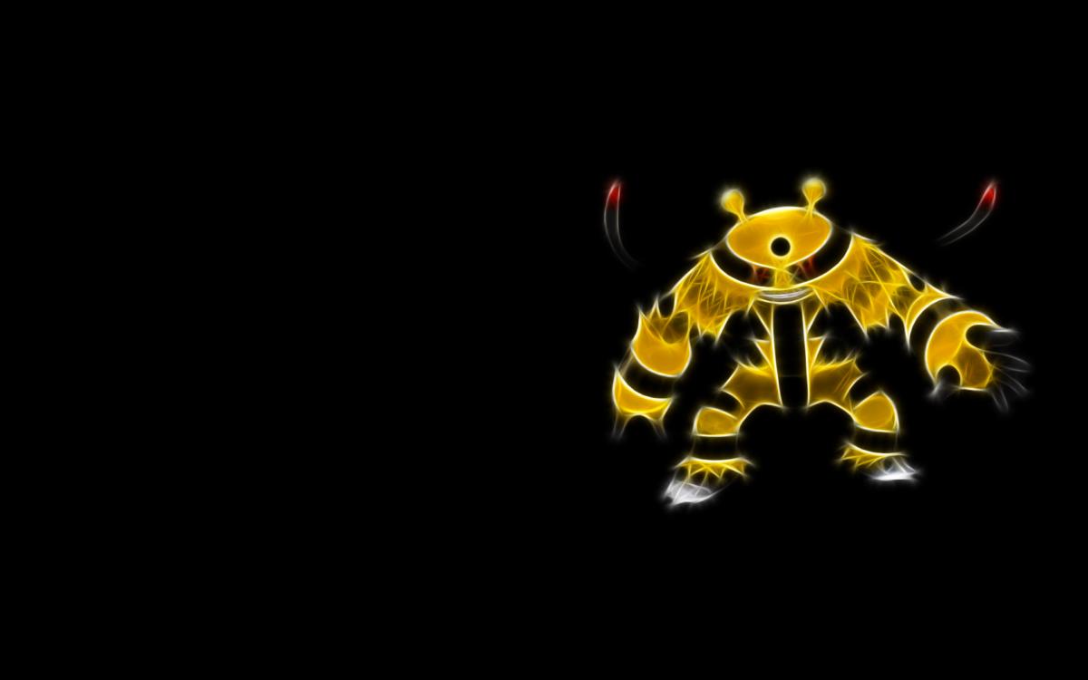 Pokemon Electivire – WallDevil