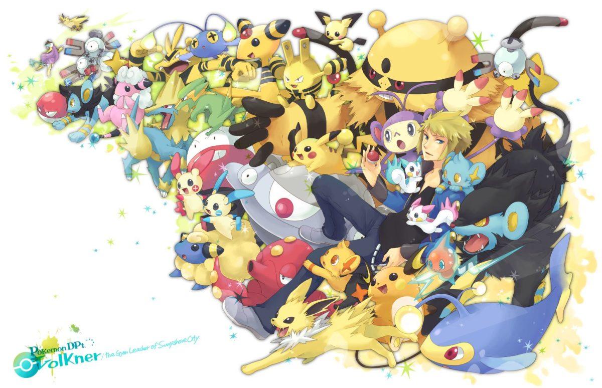 Electivire – Pokémon – Zerochan Anime Image Board