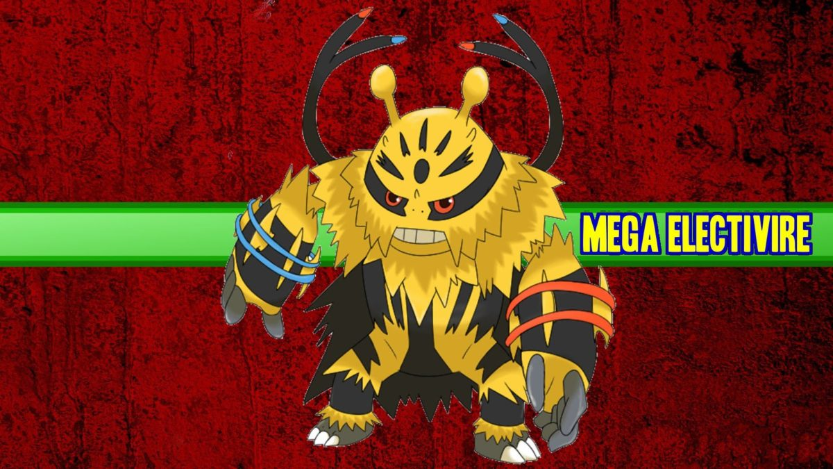 Mega Electivire Confirmed for Pokemon Diamond and Pearl Remake …