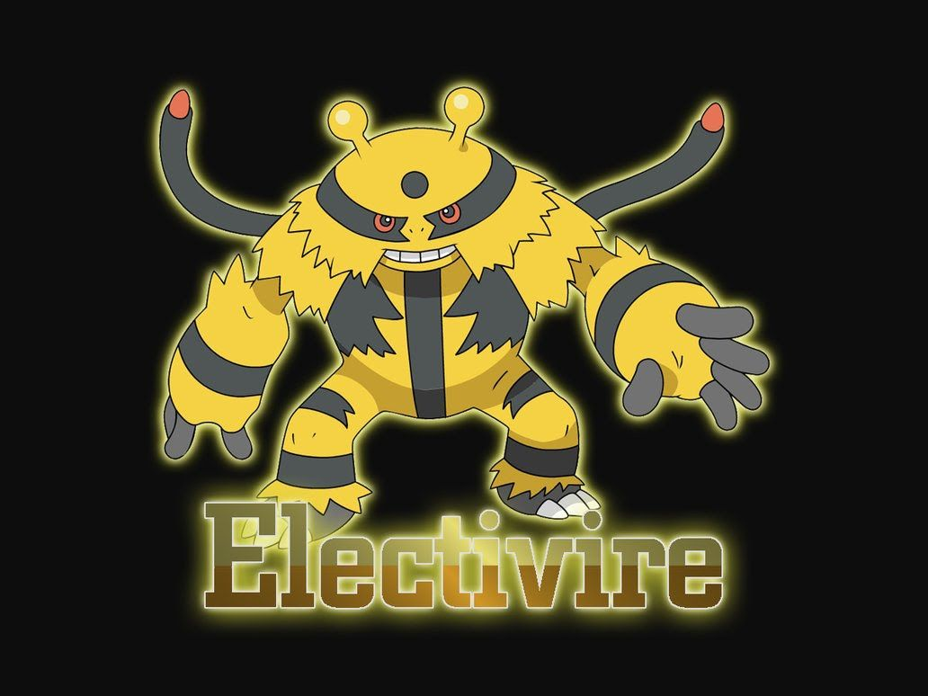 Electivire Wallpaper | Full HD Pictures