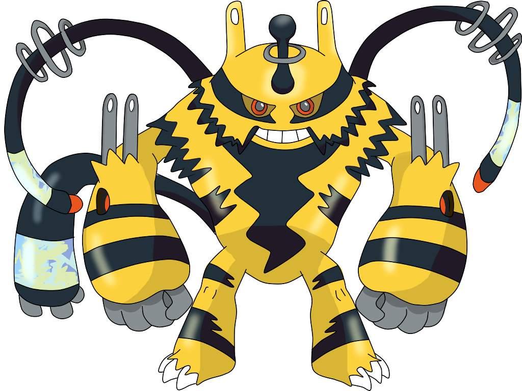 Mega electivire | Pokémon Amino