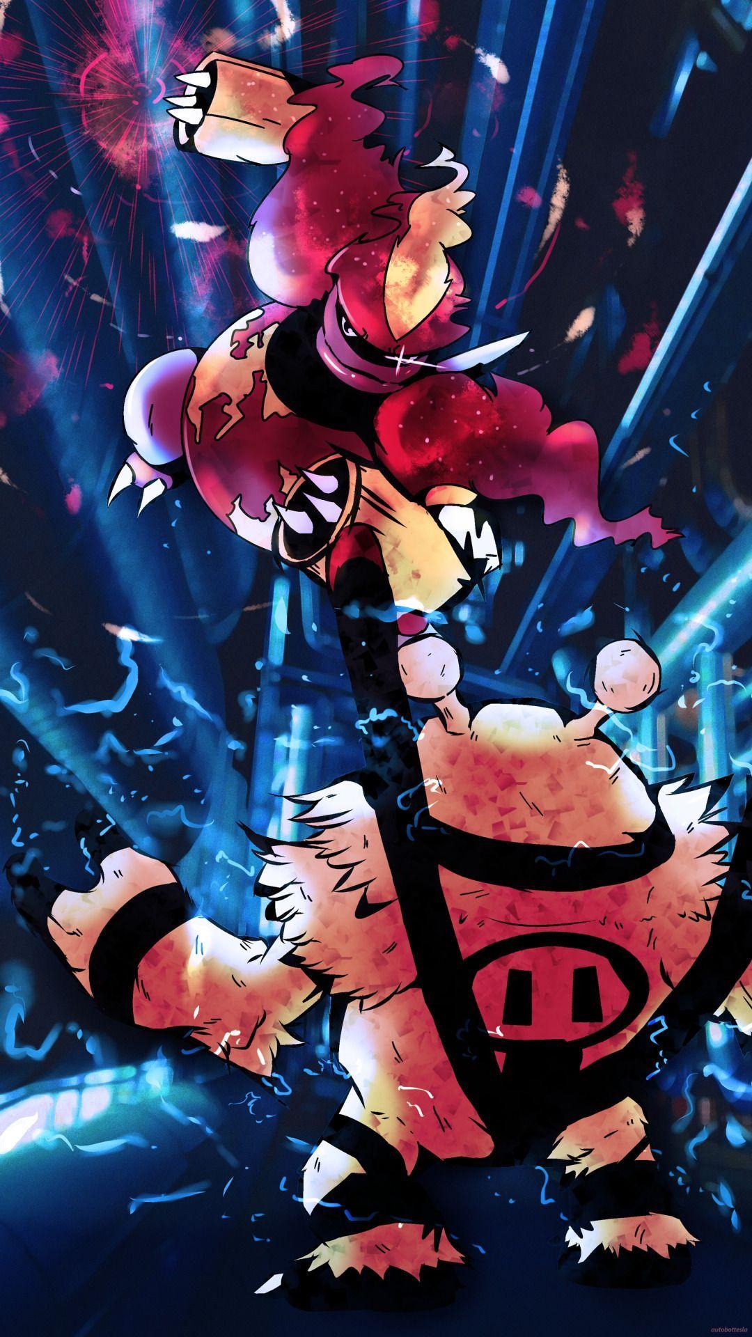 Magmortar & Electivire | Pokémon | Pinterest | Manga games, Pokémon …