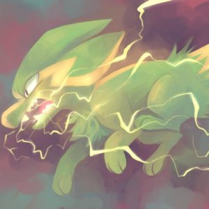 download Electrike used Thunder Fang by yassui on DeviantArt