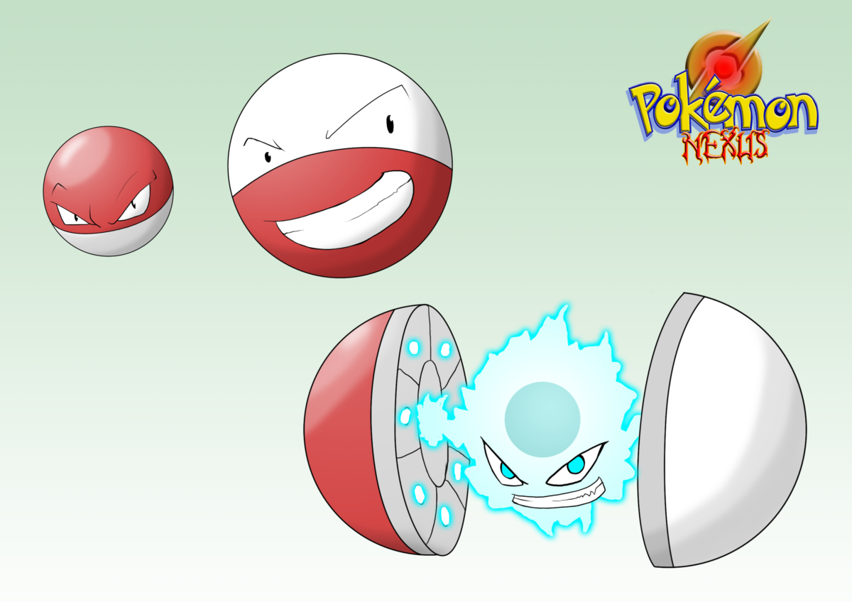 Voltorb should have had three evolutions : pokemon