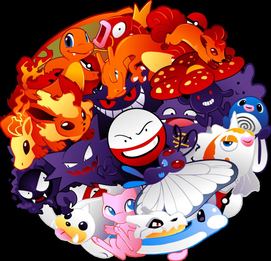 Pokeball Pokemon Design by Kuitsuku on DeviantArt