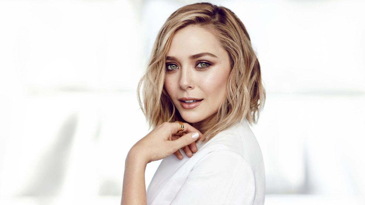 Wallpaper Elizabeth Olsen, Godzilla, 4K, Celebrities, #3746