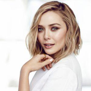 download Wallpaper Elizabeth Olsen, Godzilla, 4K, Celebrities, #3746