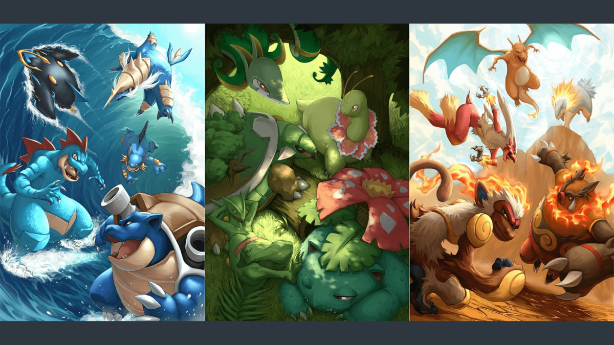 Pokémon Wallpaper and Background Image   1920×930   ID:481909