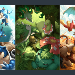 download Pokémon Wallpaper and Background Image | 1920×930 | ID:481909