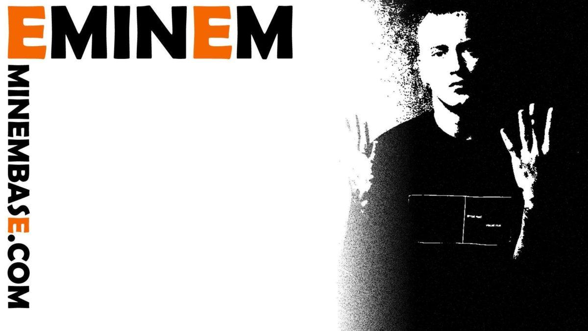 Eminem Desktop Wallpapers   Download for Free
