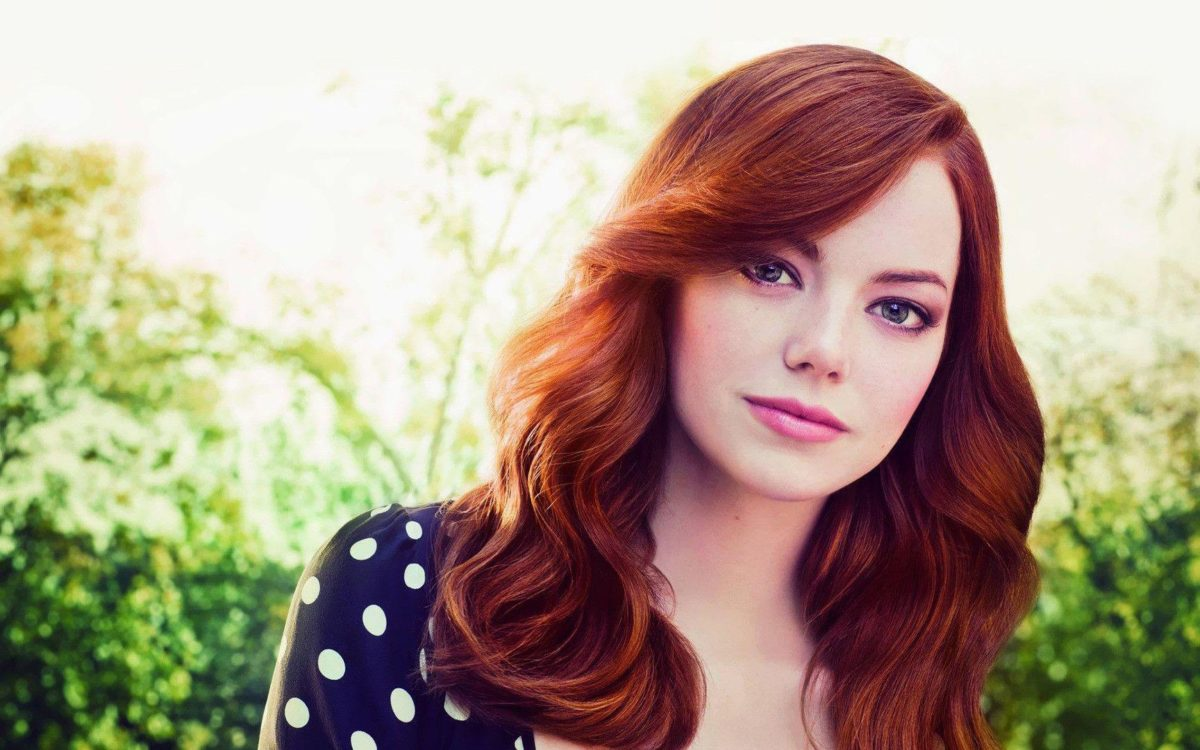 Emma Stone Hair Color WallpaperWallpic.us | High Definition …