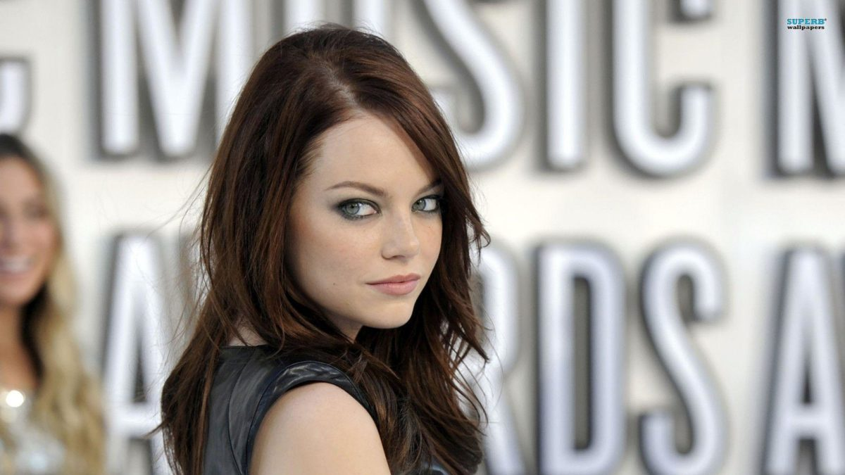 Wallpapers For > Emma Stone Wallpaper Zombieland