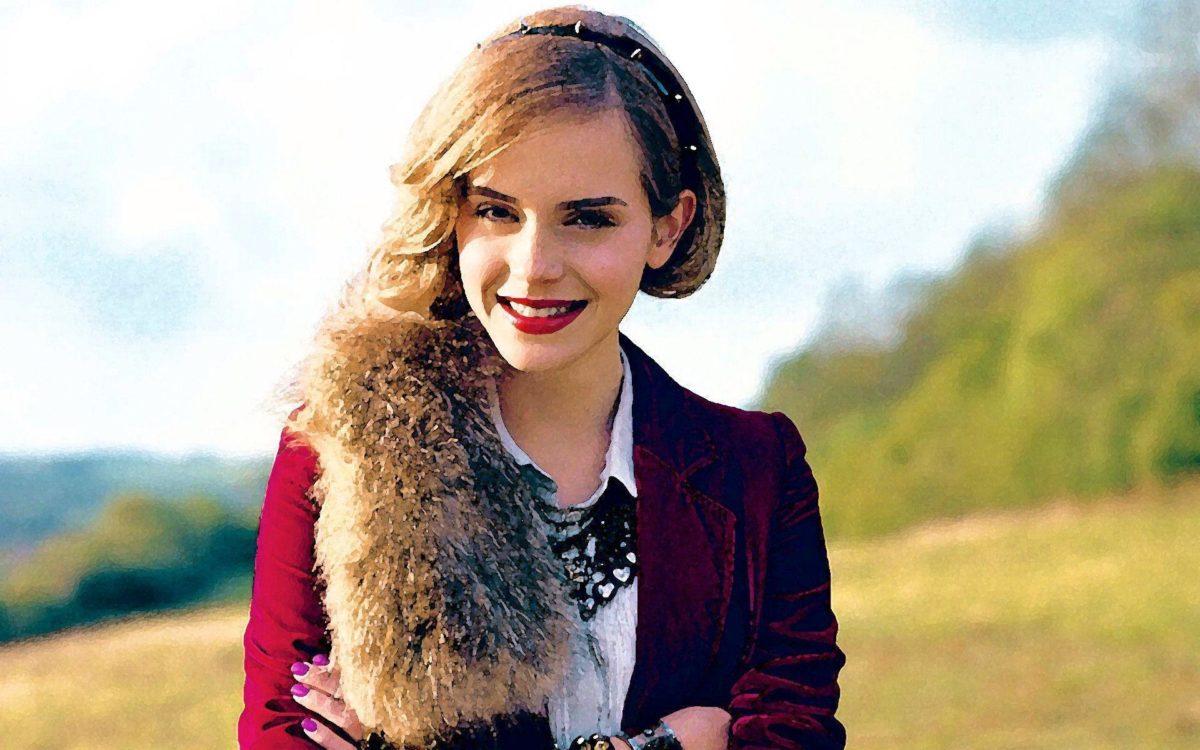 Emma Watson Portrait Wallpapers – Emma Watson Wallpaper (14832088 …