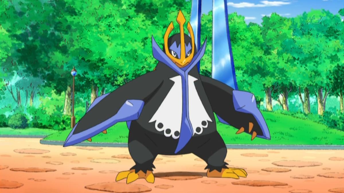 Image – Barry Empoleon.png | Pokémon Wiki | FANDOM powered by Wikia