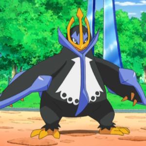 download Image – Barry Empoleon.png   Pokémon Wiki   FANDOM powered by Wikia