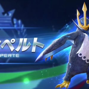 download Pokkén Tournament Empoleon Trailer 3 out of 6 image gallery
