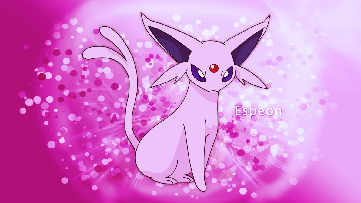 Espeon Desktop. Don't see your favorite Pokemon on this board …