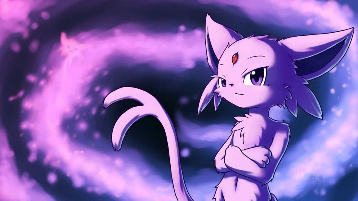 Espeon – Pokémon – Wallpaper #1508034 – Zerochan Anime Image Board