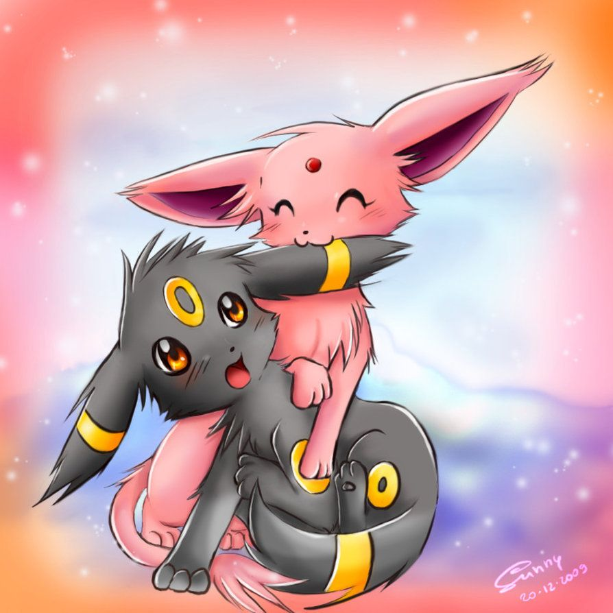 Umbreon and Espeon images Umbreon and Espeon HD wallpaper and …