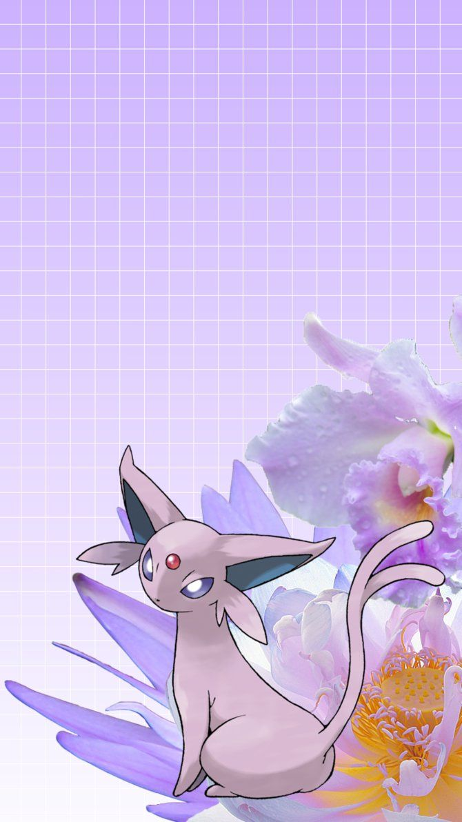 Espeon iPhone 6 Wallpaper by JollytheDitto on DeviantArt