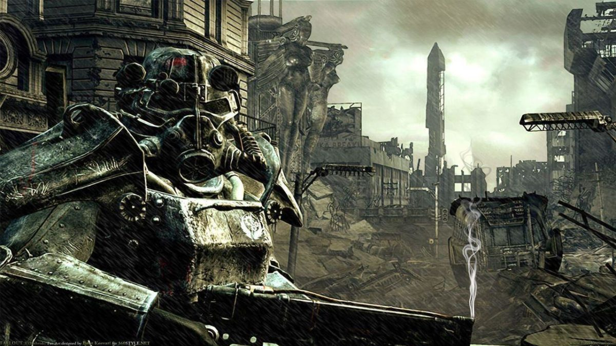 Download Fallout 3 Wallpaper Wide (6855) Full Size | Free Game …