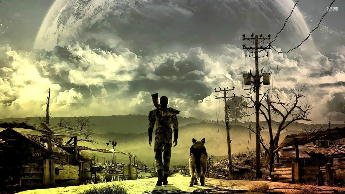 Fallout Wallpapers in 1080p – WallpaperSafari