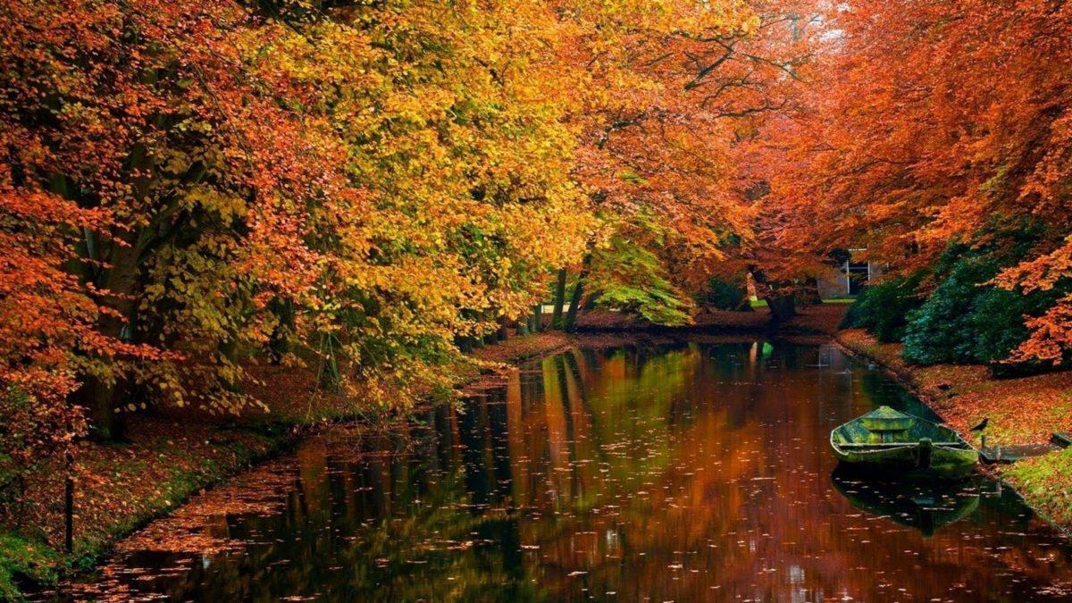 Download River And Fall Wallpaper   Desktop HQ Wallpapers (3742 …