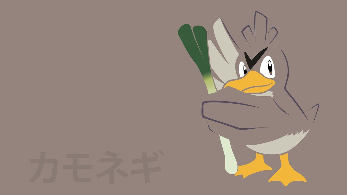 Farfetch'd Wallpapers | Full HD Pictures